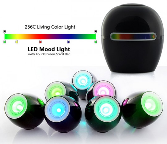 led color mood light 1 540x466 Un clone pour la LivingColors de Philips